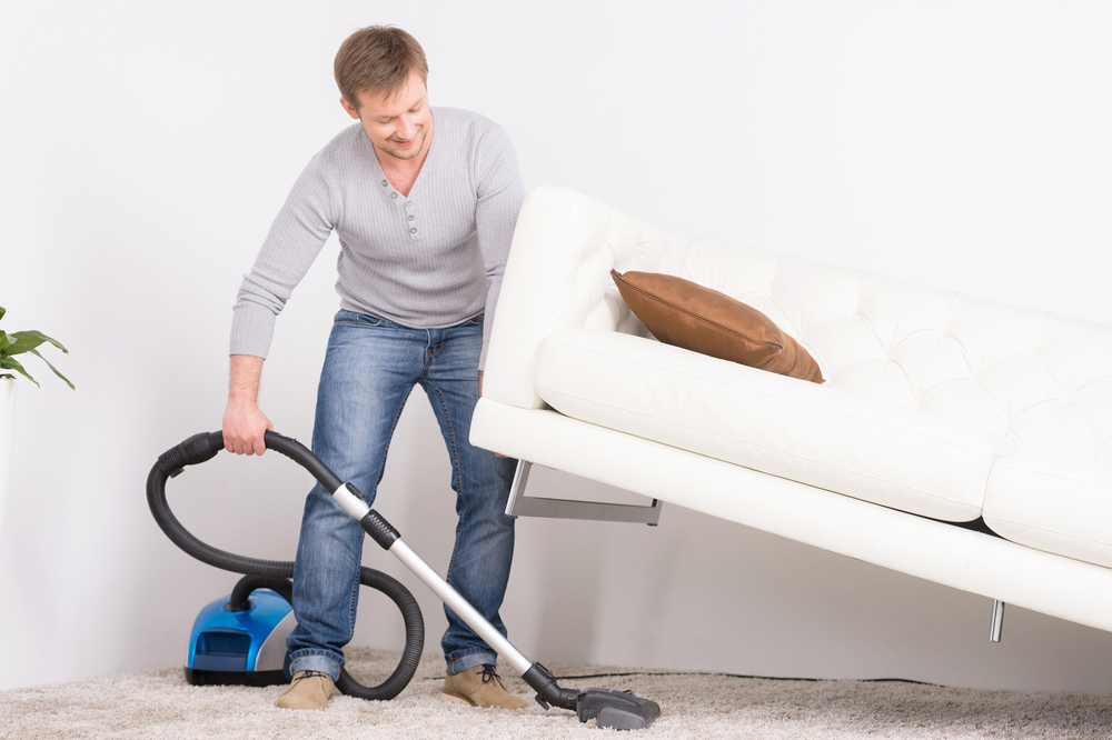 Spring Cleaning Tips: Vacuuming