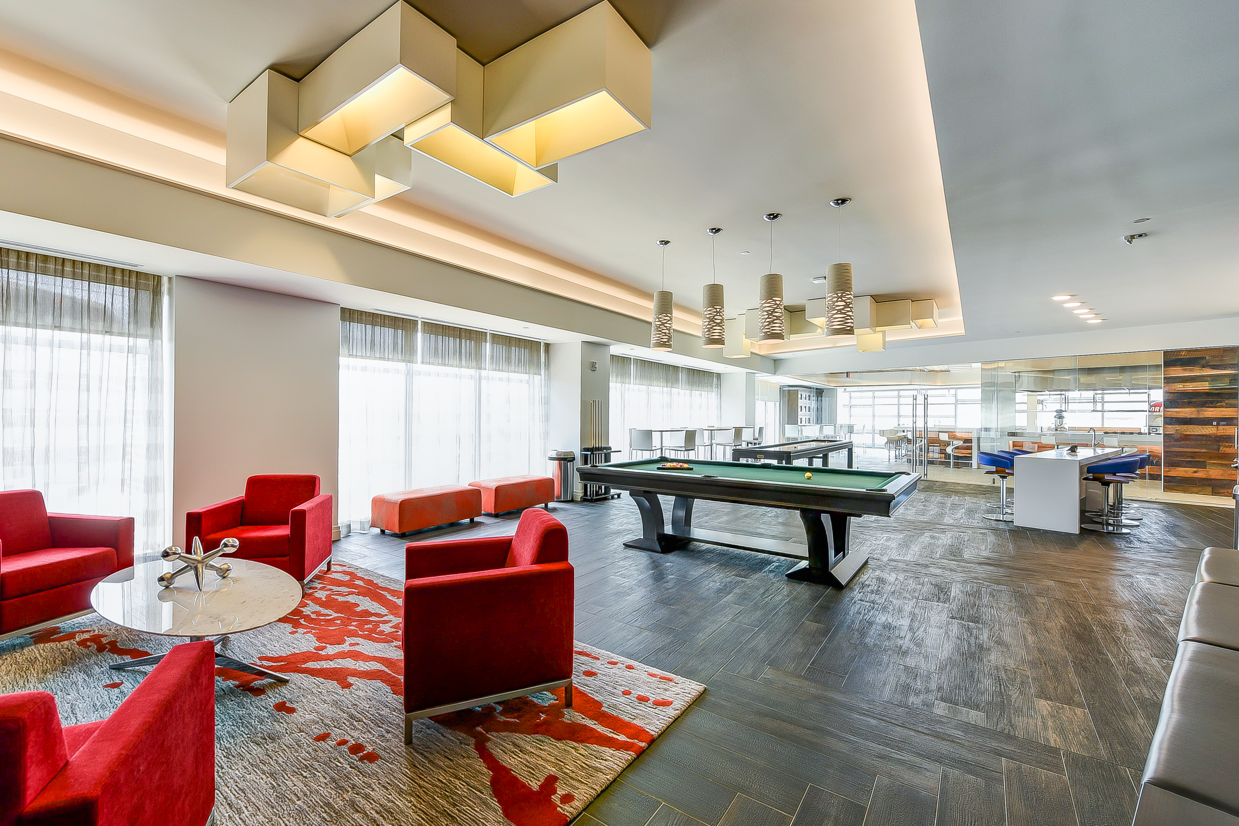 Game-Room-Billiards-Television-Entertainment-The-Collective